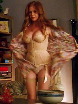 Isla Fisher Panties