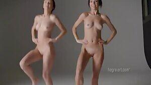 Magdalena Tcherno  nackt